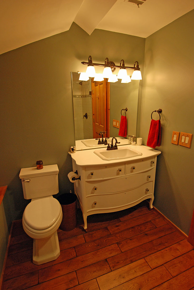Bathroom Remodel Holland Mi : Rustic Bathroom Remodel Saugatuck Mi West  Michigan