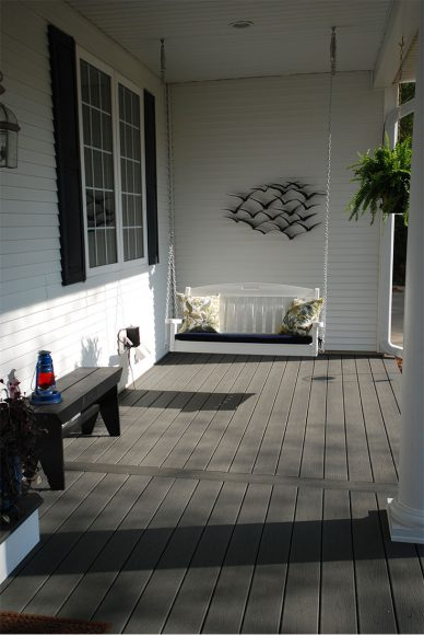 Deck Holland MI