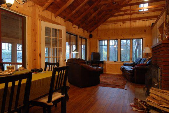 Lake Cottage Window Replacement - Fennville, MI
